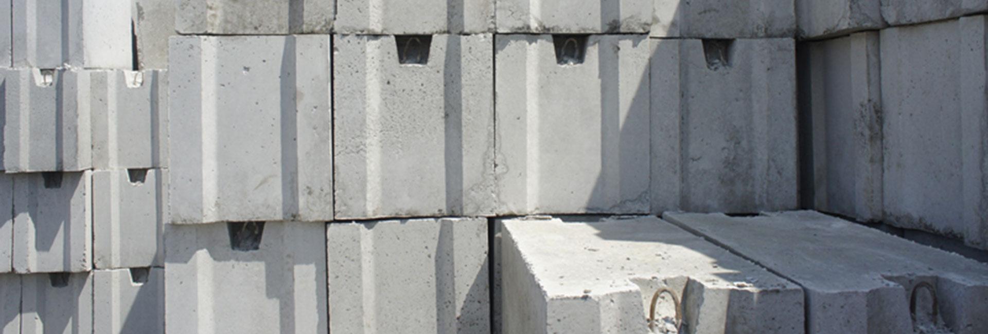1.Блок-фундамента